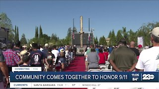Community Comes Together to Honor 9/11