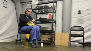 Field Hospitals Spring Up In North Carolina As COVID Cases Surge