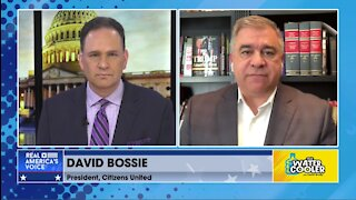 "David Bossie on Donald Trump: ""He's in such a good place."""