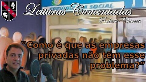 #33 Leituras Comentadas - O Setor Público o Governo como Empresário