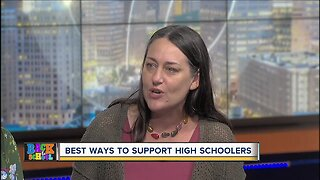 Best ways to support high school students