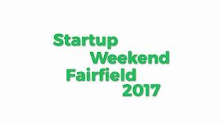 Startup Weekend Fairfield 2017 - Pitch Day Program