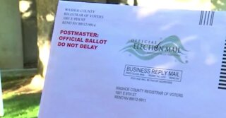 Nevada ballot questions on Election Day