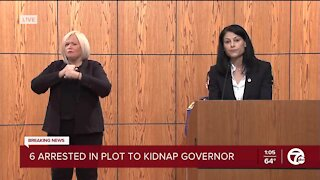Special report: 6 Arrested in plot to kidnap governor