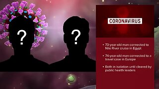 First two coronavirus cases confirmed in Palm Beach County