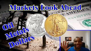 Markets Forecast & Updates, Gold, Silver, Economy & the Dollar