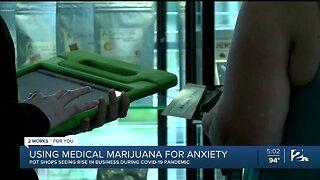 Using medical marijuana for anxiety