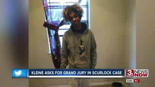 Kleine asks for grand jury in James Scurlock case