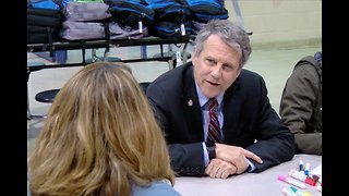 Ohio Sen. Sherrod Brown big support among small donors