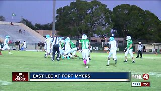 East Lee County Jaguars vs. Fort Myers Green Wave