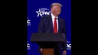 Trump Teases at 2024 Presidential Run