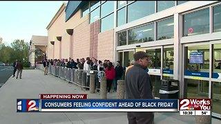 Black Friday begins early in Tulsa