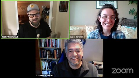 Bootsy Greencast LIVE #052 with Aimee Hoffman of Good Food Unearthed