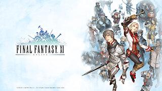Final Fantasy 11: Character creation