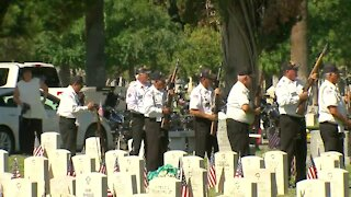 Memorial Day events honor the fallen