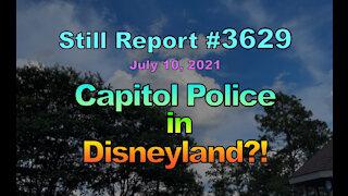 Capitol Police in DisneyWorld, 3629