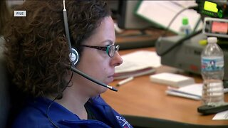 911 dispatchers help protect first responders during coronavirus pandemic