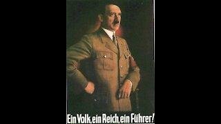 Nazi Germany: Part 1