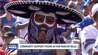 Community support pours in for Pancho Billa