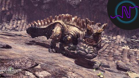 Uragaan - High Rank Monster Showcase - Monster Hunter World