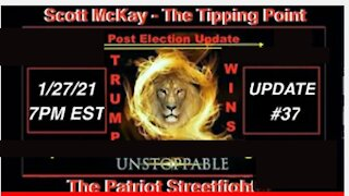 Patriot Streetfighter POST ELECTION UPDATE #37 1.27.2021