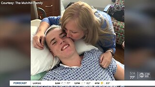 Tampa family honors teen's final wish by helping other children fighting pediatric cancer