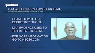 Cold case murder suspect bound for trial