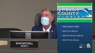 St. Lucie County decriminalizes mask mandate