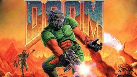 doom knee-deep in the dead