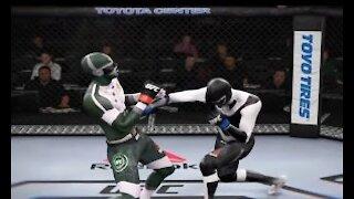 Bioman vs. Maskman I UFC EA Sports