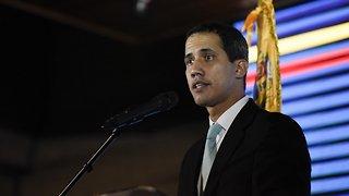 Opposition Leader Juan Guaidó Safely Returns To Venezuela