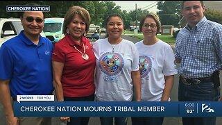 Cherokee Nation Mourns Tribal Member
