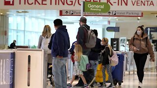 Biden Administration Considering COVID Tests For Domestic Travel