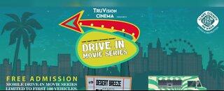Free drive-in movie night in Las Vegas