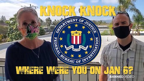Knock Knock: Where Were You On Jan. 6th?