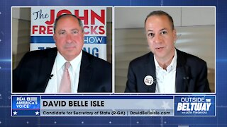 June 4, 2021: Outside the Beltway with John Fredericks