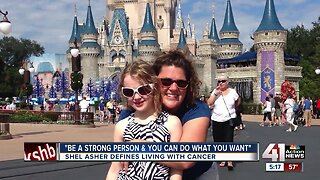 KC woman shares joy, challenges of living with metastatic breast cancer
