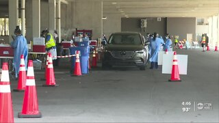Four Pinellas COVID-19 test sites close due to 'nationwide shortage of testing supplies'