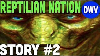 Lizard People on Earth Pushing New World Order