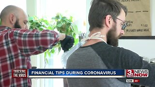 Financial Tips During Coronavirus
