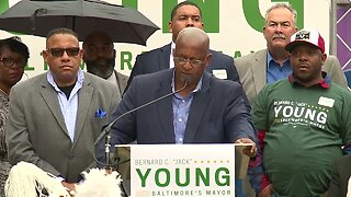 Jack Young announces his 2020 campaign for Mayor