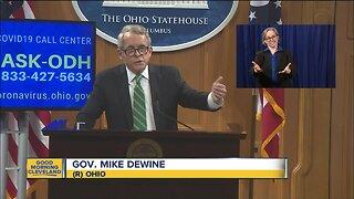 Gov. Mike DeWine planning gradual reopening of businesses beginning May 1
