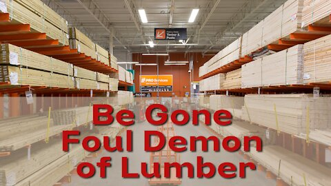 THE HOME DEPOT EXORCISM and other interesting news
