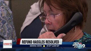 Need help getting that refund?