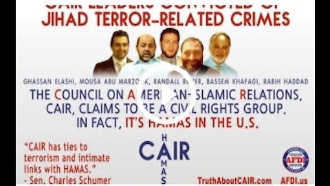 FBI WARNING: CAIR Organized by HAMAS