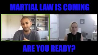▌▌MARTIAL LAW IS COMING ARE YOU READY? ▌▌