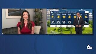 Scott Dorval's Idaho News 6 Forecast - Friday 6/11/21
