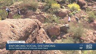 How coronavirus concerns impact Valley hikers