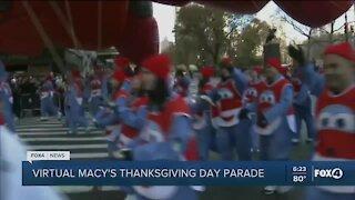 Virtual Macy's Thanksgiving Day parade