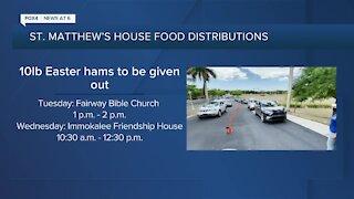 Local food distribution
